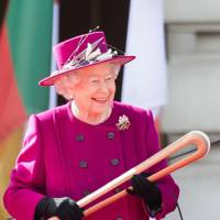 The Queen's Baton Relay For The XXI Commonwealth Games Launch - March 13 2017