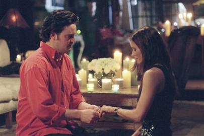 Monica and Chandler, Friends