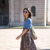 Eleanora Della Guardin, blogger