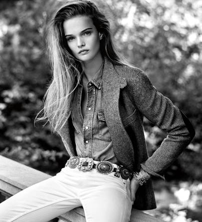The Tweed Jacket, worn by Lulu