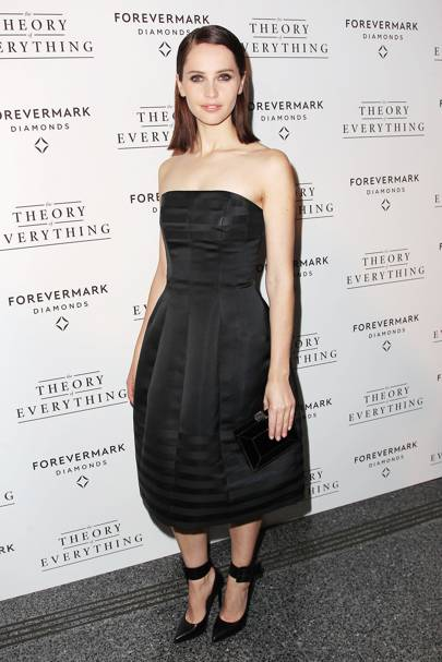 The Theory Of Everything screening, New York - November 5 2014