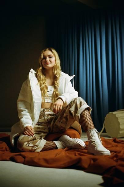 Sophie Caffrey, 21