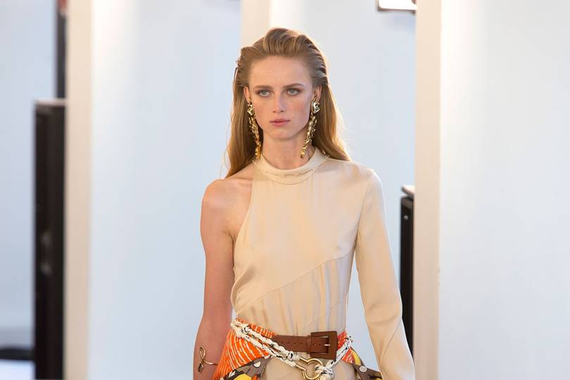 Chloé Spring/Summer 2019 Ready-To-Wear show report | British