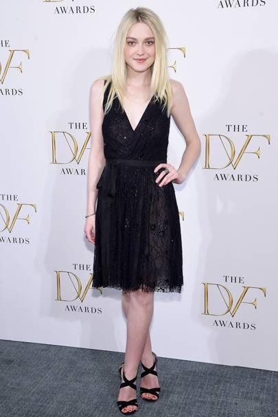 DVF Awards, New York - April 24 2015