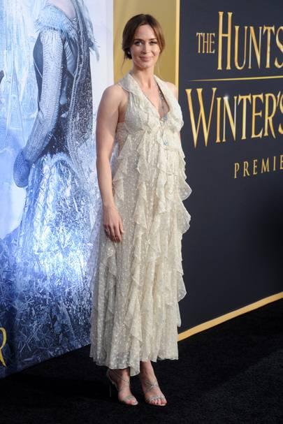'The Huntsman: Winter's War premiere, California - April 11 2016