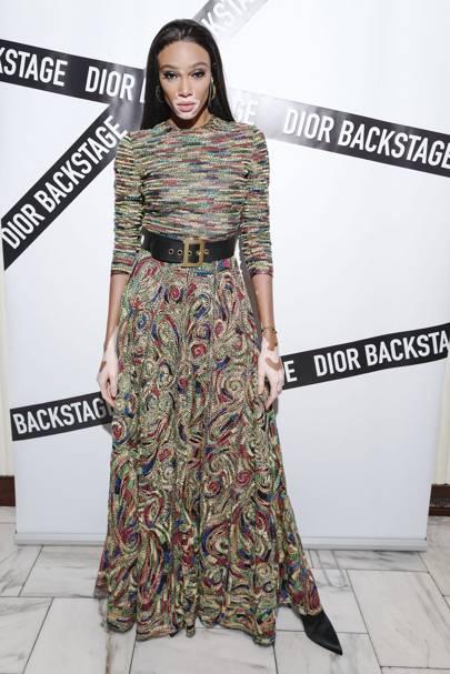 Dior Backstage Collection Dinner, New York - June 7 2018