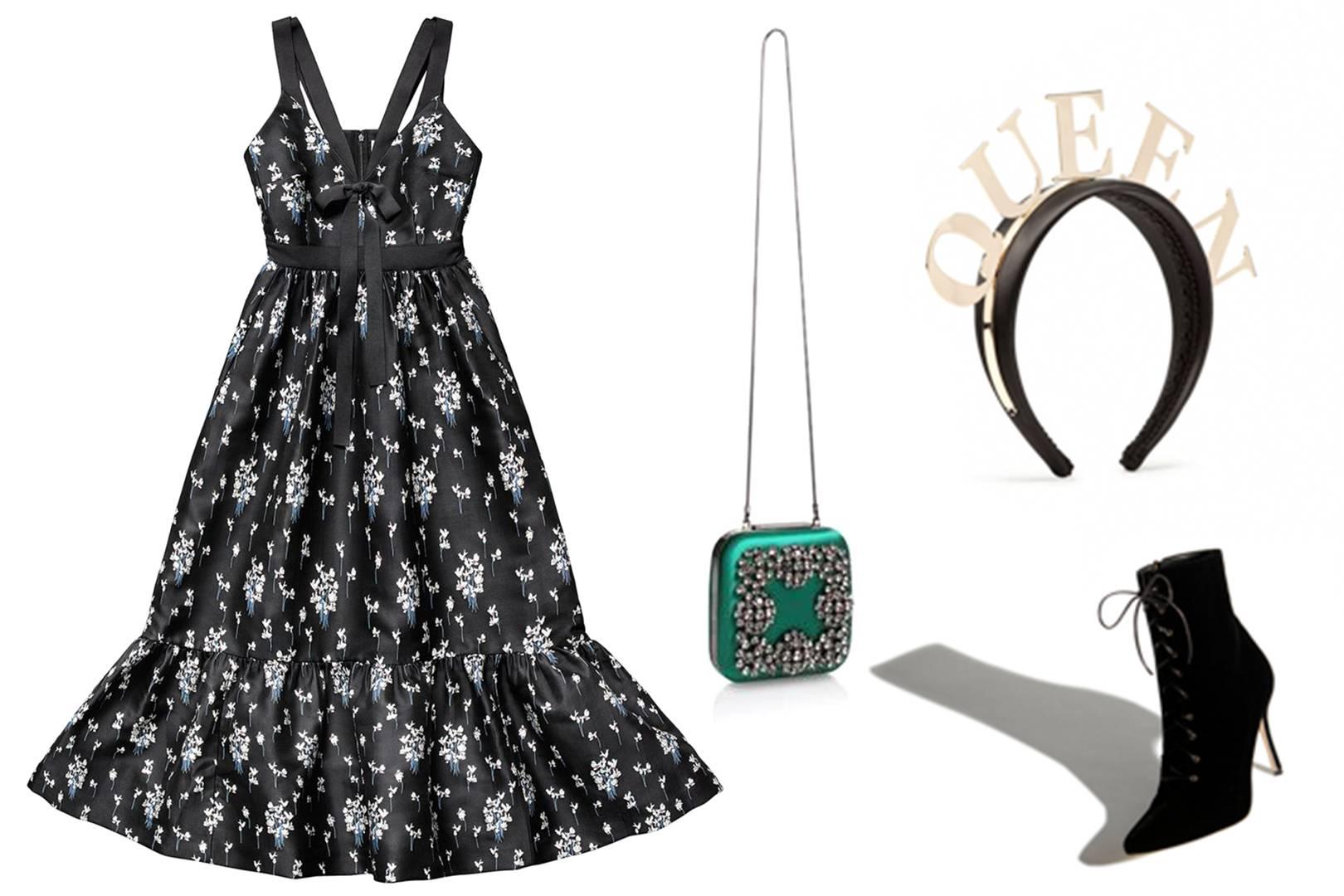7ed69034 How To Style Erdem x H&M | British Vogue