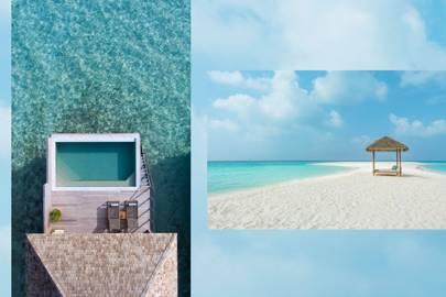 Ocean Healing Programme, Hurawalhi Island Resort, Maldives