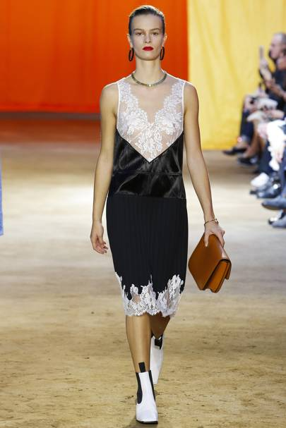 e67128c619d Celine Spring Summer 2016 Ready-To-Wear show report