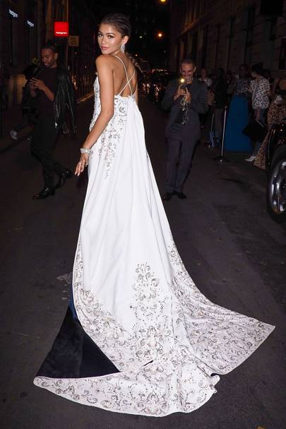 Ralph & Russo Couture Autumn/Winter '17 Show After-Party, Paris – July 3 2017