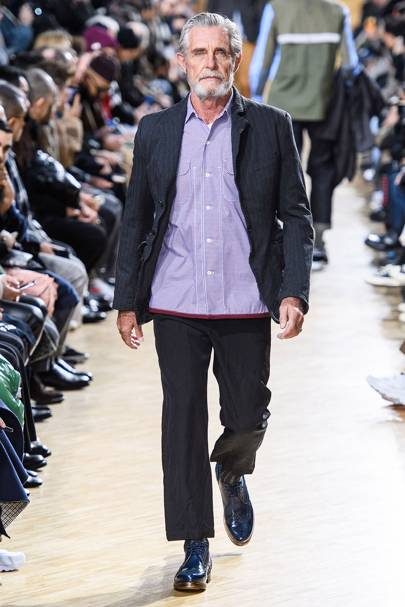 f2ef5b932475 Junya Watanabe Autumn Winter 2019 Menswear show report