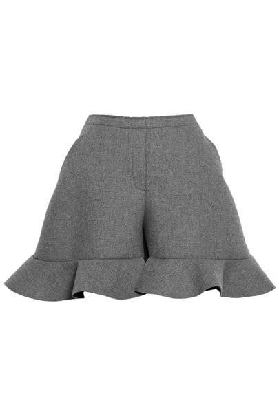 JW Anderson ruffle shorts, £335