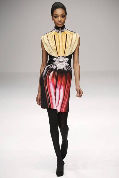 Mary Katrantzou Autumn/Winter 2009 Ready-To-Wear collection