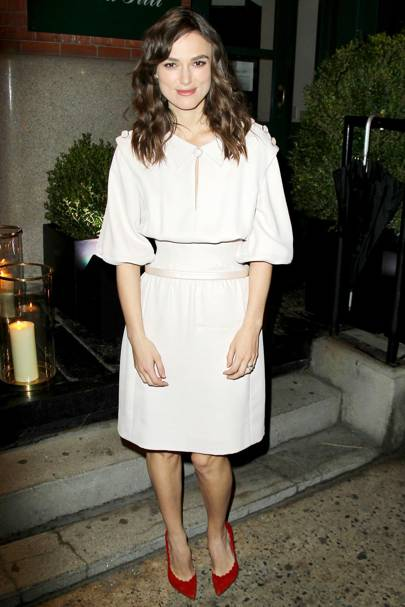 Chanel Tribeca Film Festival dinner, New York – April 26 2014