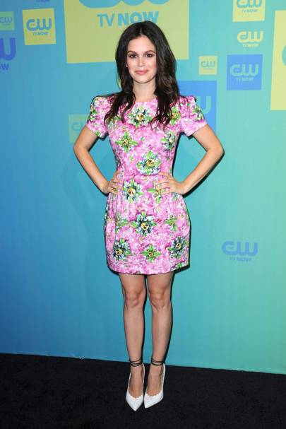 CW Upfront event, New York - May 15 2014