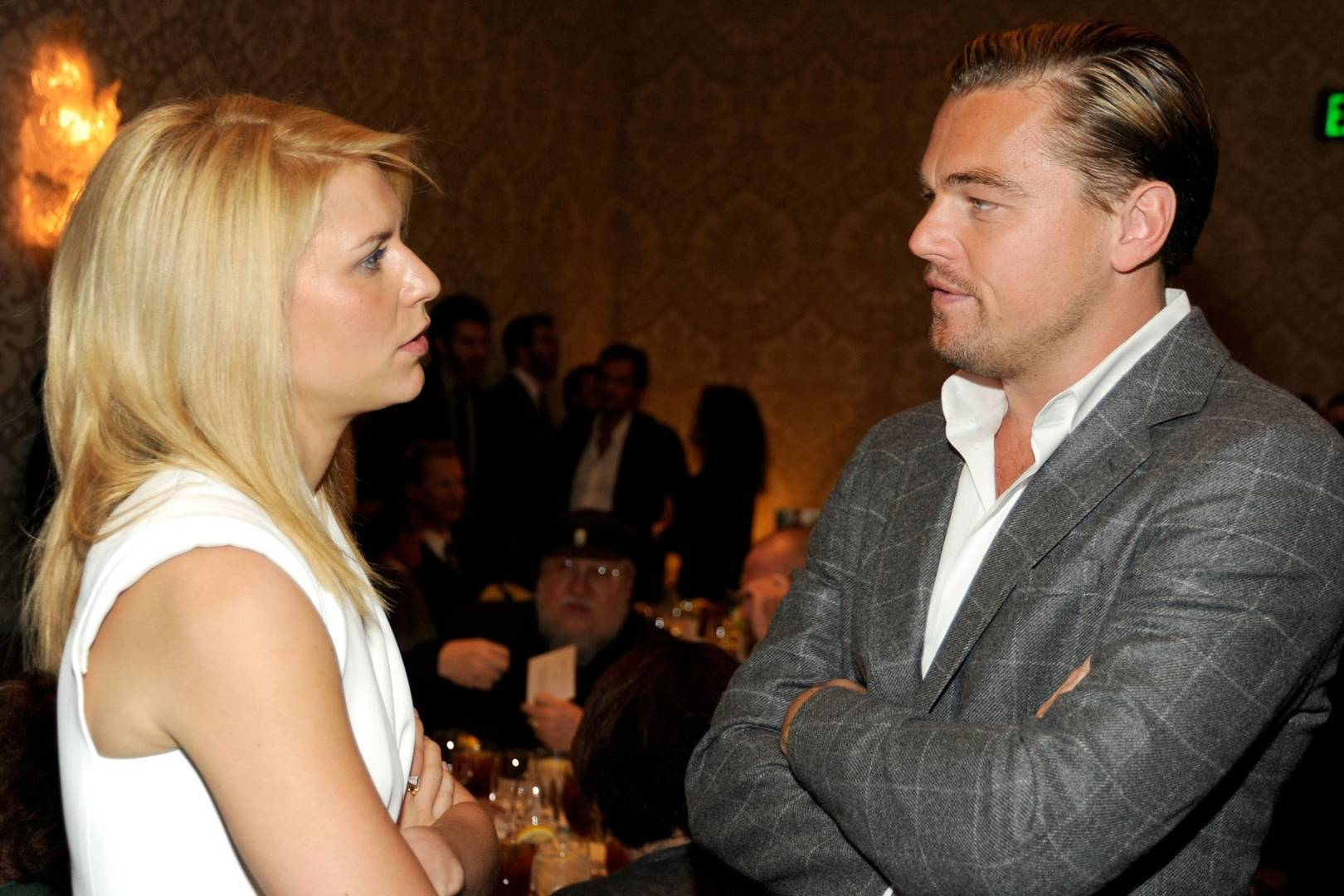 Leonardo Dicaprio Girlfriends Why Leo Loves Models British Vogue