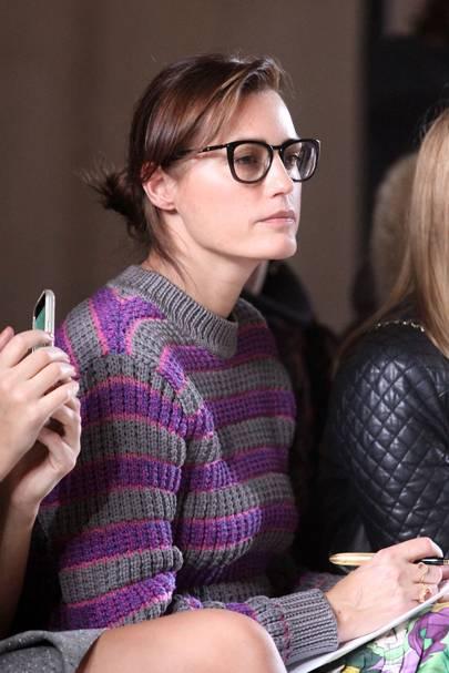 Yasmin Le Bon's spectacles