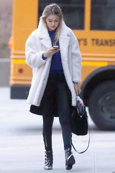 New York - December 8 2014