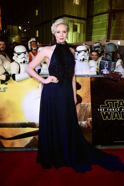 Star Wars: The Force Awakens premiere, London – December 16 2015