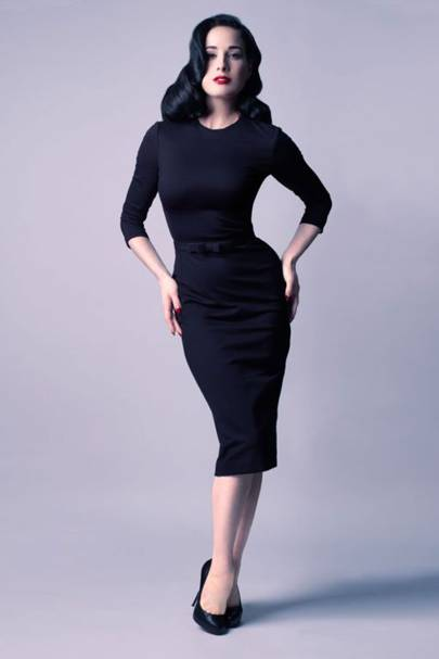 The Dita Von Teese Collection