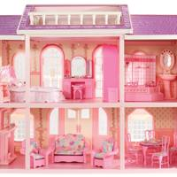 Barbie's 1990 Magical Mansion