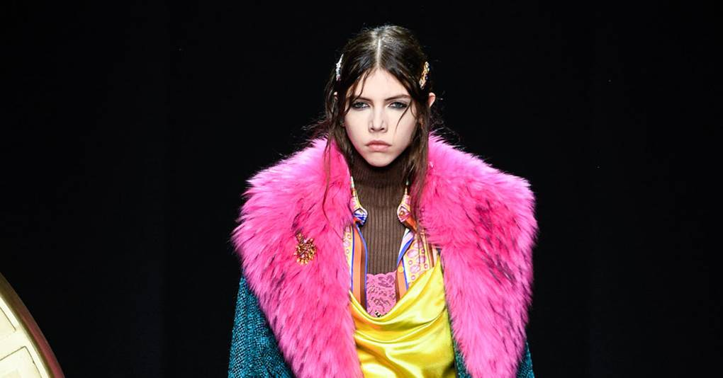 aa3c340181e9a Versace Autumn/Winter 2019 Ready-To-Wear show report | British Vogue
