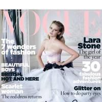 Vogue Cover, December 2009