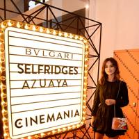 Bvlgari Corner Shop launch, Selfridges, London