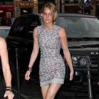 Dior after-show dinner - July 7 2014