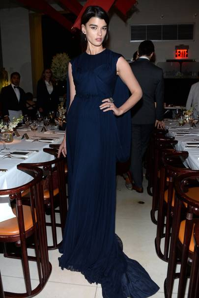 MAC and Zac Posen dinner, New York - December 11 2013