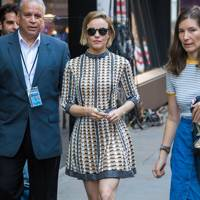Good Morning America studios, New York -July 23 2015