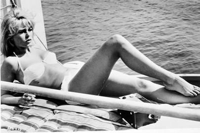 Brigitte Bardot, A Very Private Affair (1962)