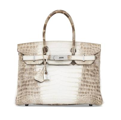 23b0af7aa5 What makes this bag so expensive  The craft that goes into making it (it s  the most time-consuming of all Hermès Birkin bags) and its rarity (it s  produced ...