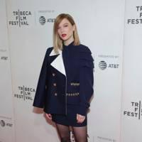 'Zoe' screening, Tribeca Film Festival, New York -  April 21 2018