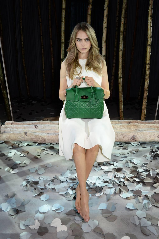 Cara Delevingne Mulberry 2014 – Handbag Collection Launch  989b26ceeff3e
