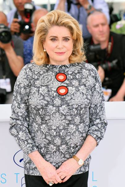 Catherine Deneuve Claimed That True Movie Stars No Longer Existed