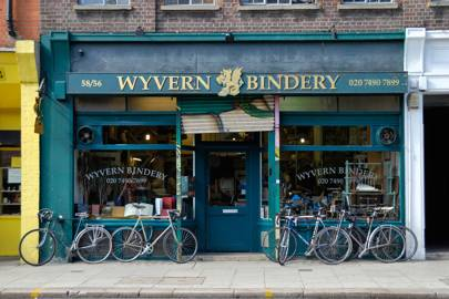 Wyvern Bindery
