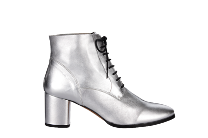 The Silver Boot