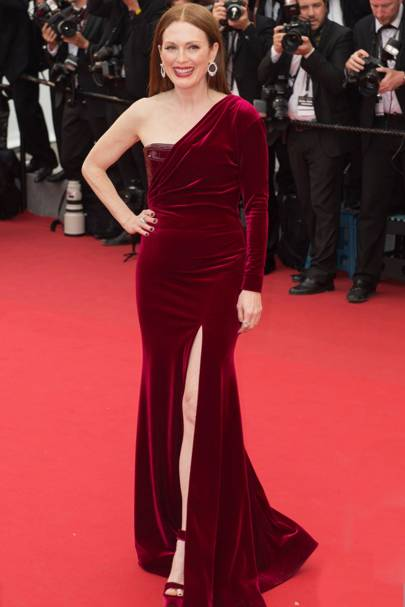 Red-Carpet Rulers: Julianne Moore
