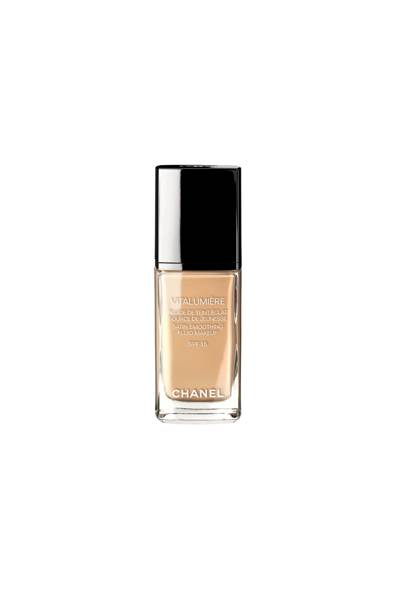 Chanel Vitalumière Satin Smoothing Fluid Make-up, £36
