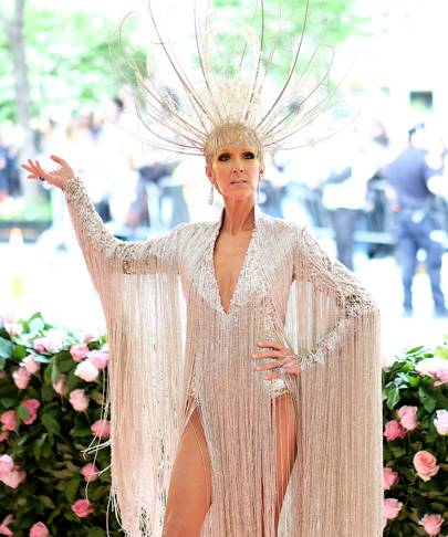 Celine Dion Misunderstood The Theme In The Most Celine Dion Way Possible