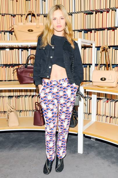 Mulberry party - September 8 2014