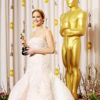 Best Actress: Jennifer Lawrence