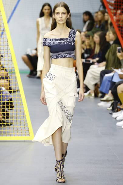 739fa41c15f808 Peter Pilotto Spring Summer 2016 Ready-To-Wear show report