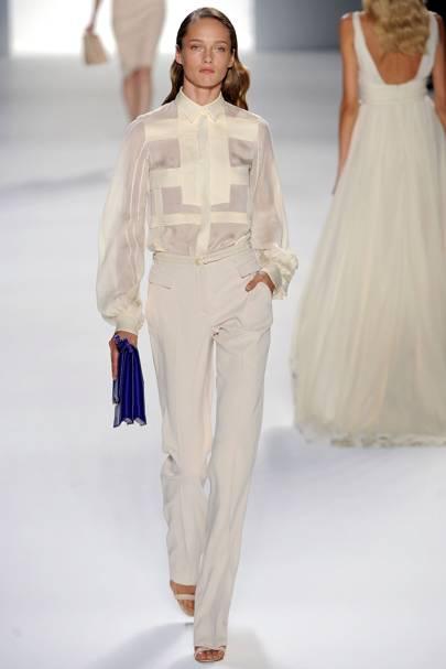 Elie Saab Spring Summer 2012 Ready To Wear Show Report British Vogue