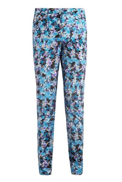 Erdem Kabuki sky print Esmeralda trousers, £560