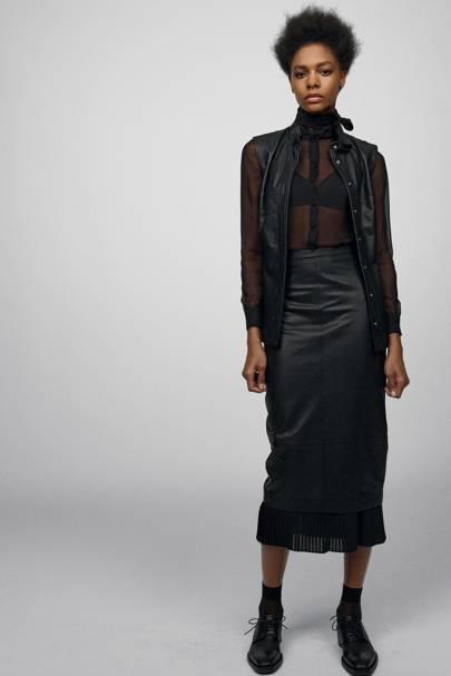 The Pencil Skirt:
