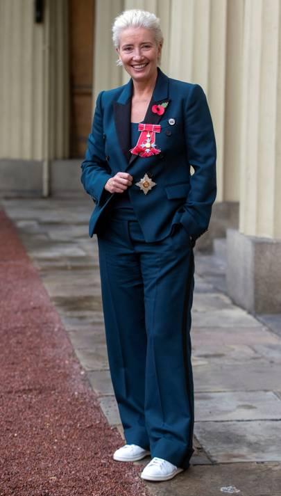 Buckingham Palace Investiture Ceremony, London - November 7 2018