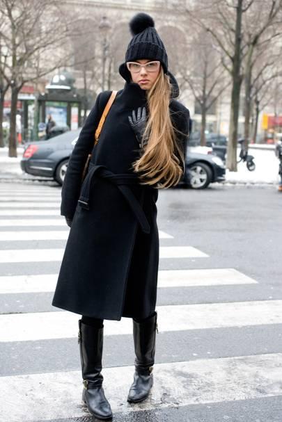 Galina Bezrukich, student