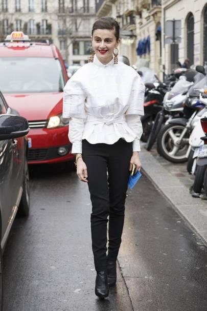 Natalia Alaverdian, fashion designer